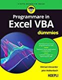 Programmare in Excel VBA For Dummies (Italian Edition)