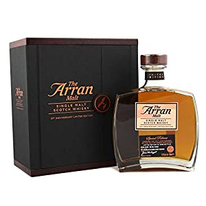 Arran 21st Anniversary Limited Edition from Isle Of Arran Distillers