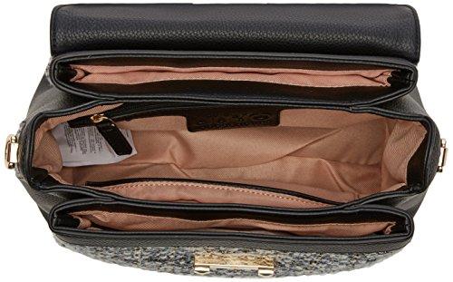 Liu Jo Long Island Handbag 25 Cm Nero (nero)