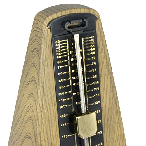Theodore Light Wooden Style Classic Mechanical Metronome
