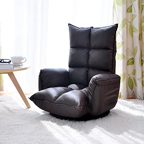 Sessel ZHANGRONG Lazy Sofa einzigen Drehung Handlauf Creative = Wohnzimmer Falten Freizeit...