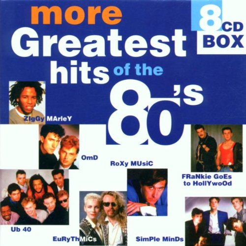 Disky (Disky) More Greatest Hits of the 80'S