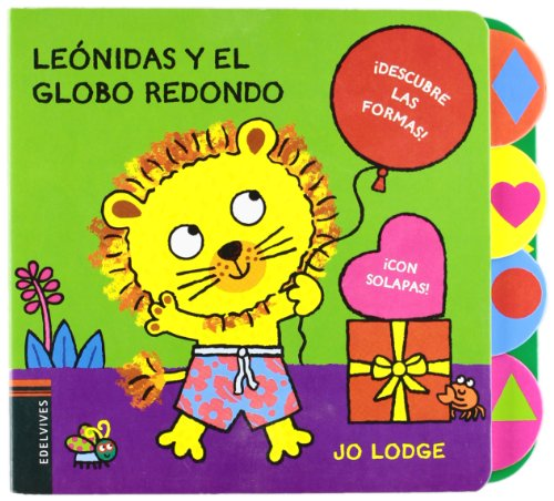 Leónidas y el globo redondo por Jo Lodge