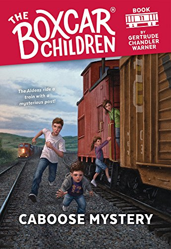 Caboose Mystery (Boxcar Children Mysteries, Band 11)