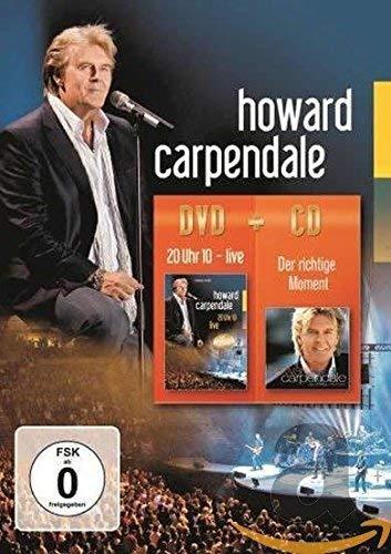 Howard Carpendale - 20 Uhr 10 Live (+ Audio-CD) [2 DVDs]