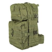 Kombat Molle Assault Unisex Outdoor Camping Backpack