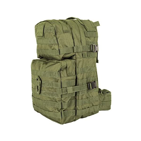 Kombat  Molle Assault Unisex Outdoor Camping Backpack 1