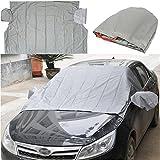 mark8shop magnético para parabrisas de coche para Protector de espejo de ventana Nieve Escarcha Hielo algodón