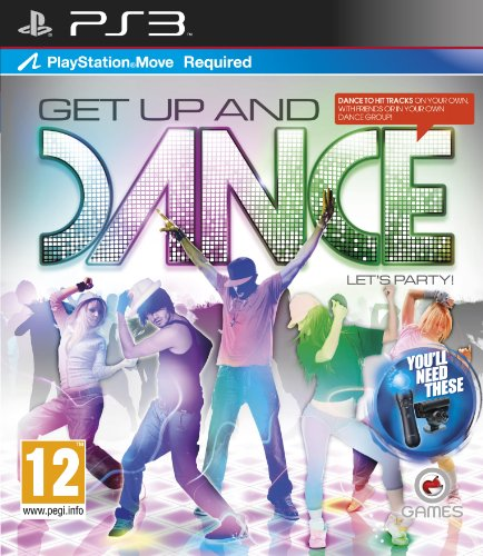 Get Up And Dance (Move) - [PlayStation 3]