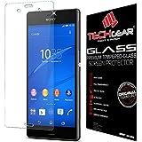 TECHGEAR� Sony Xperia Z3 GLASS Edition Genuine Tempered Glass Screen Protector Guard Cover