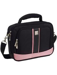 Urban Factory Urban Ultra Bag - Maletín de nailon para ordenador portátil de 10,2 pulgadas rosa