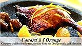 Canard à l'Orange – 8 Gewürze Set für die französiche Ente in Orangensoße(48g) – in einem schönen Holzkästchen – mit Rezept und Einkaufsliste – Geschenkidee für Feinschmecker von Feuer & Glas