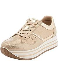 DBL 11422, Sneaker Donna, Blu (Jeans), 38 EU Igi & Co