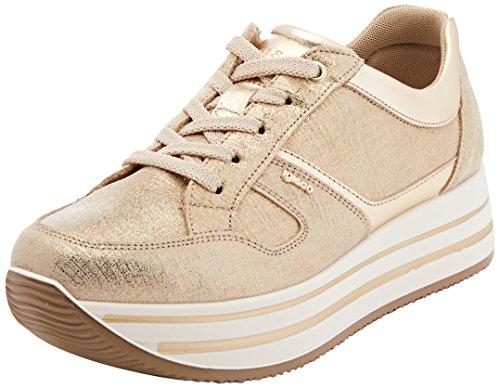DSA 11566, Zapatillas para Mujer, Gris (Taupe 22), 36 EU Igi & Co