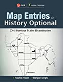 MAP Entries for History Optional