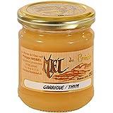 Le Rucher de l'Ours - Miel de Garrigue-Thym - Pot de 250g, Solide