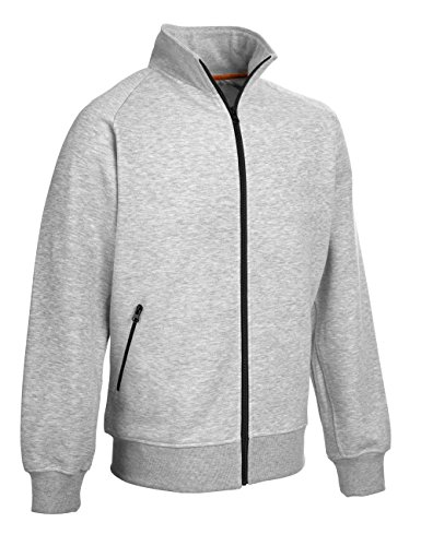 Select Herren Sweatjacke William Grau