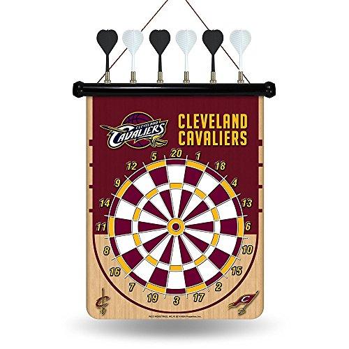 Unbekannt NBA Magnet Dart Board, rot Cleveland Cavaliers-magnet