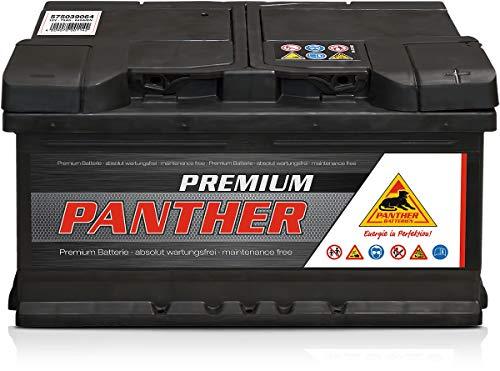 Batteria per auto Premium 12 V 75 Ah.