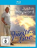 Justin Hayward - Spirits Live/Live At The Buckhead Theater [Blu-ray]