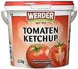 Werder Tomaten Ketchup, 1er Pack (1 x 2.5 kg)
