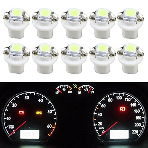 Nslumo T5 B8.5D ampoules LED