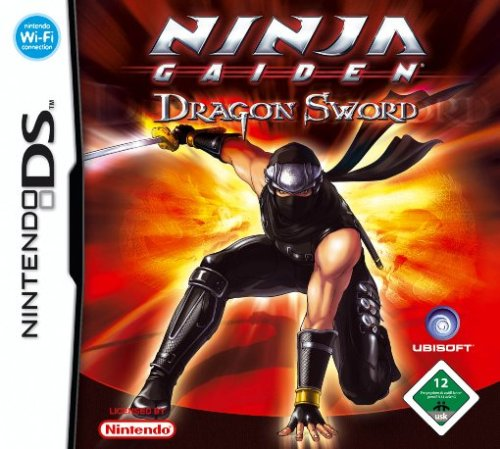 Ninja Gaiden - Dragon Sword - Für Ds Ninja Spiele