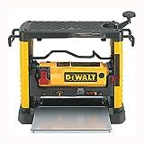 DeWalt DW733-QS Montagehobel, 1.800 Watt