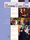 Best Alfred Music Piano Teachers - Masterwork Classics Duets, Level 3: A Graded Collection Review