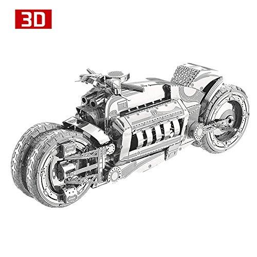 MTu 2018 3D Metall Puzzle Konzept Motorrad Modell Kits I22215 DIY 3D Laserschnitt Modell-Bausatz Spielzeug