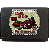Ducati 1200 Multistrada Motor bike Accessories Klassek Mens Real Leather Wallet