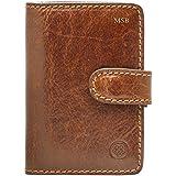 Maxwell Scott®–Mini agenda de bolsillo de piel (Alvito)