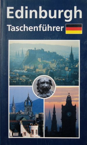 Edinburgh Pocket Guide (Colin Baxter pocket guides)