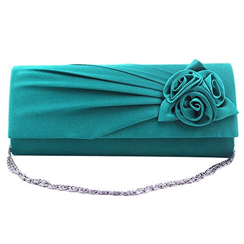 Imagen de Bolso de color turquesa - modelo 7