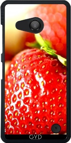 Custodia per Microsoft Lumia 550 - Fragole Dolci by