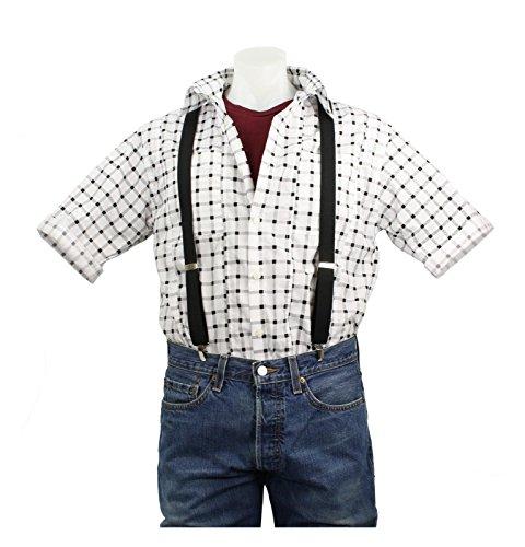 ty McFly Costume Shirt White X-S ()