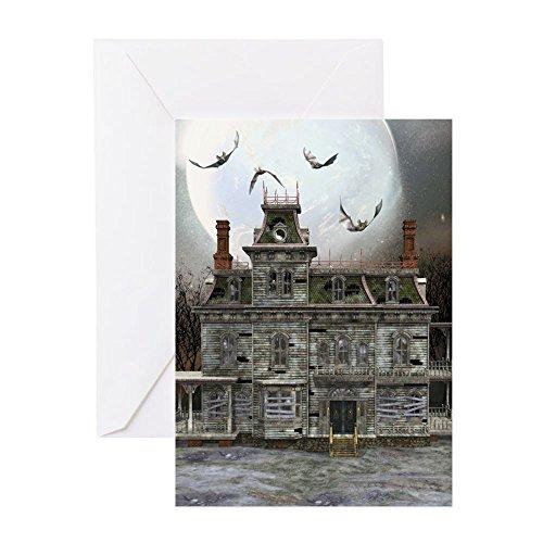 n-Haus-Grußkarten - Grußkarte (10-er Pack), Notizkarte mit blanko innen, Geburtstagskarte matt ()