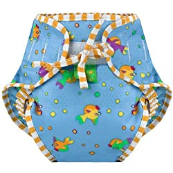 Reusable Swim Diaper | Goldfish Size , X-Large