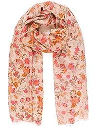 Melifluos Pañuelos Fular Foulard Mujer Bufandas Estampado Diseño Español ... 7289221833e