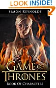 #9: Game of Thrones: Book Of Characters (Character Description Guide)