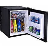 Syntrox Germany lautloser mini Hotelkühlschrank Minibar