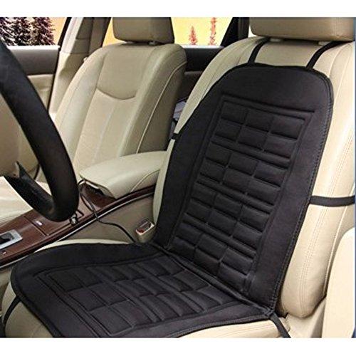 Auto 12 V Heizung Warmer Pads Winter Heizauflage Hot in Schwarz für das Auto (Beheizte Autositze Kit)