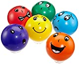 Sport Thieme Ballset Emotional Faces 6er Set