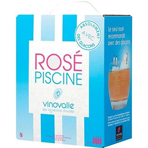 Vin rosé - BIB 3L Rosé Piscine vin ros