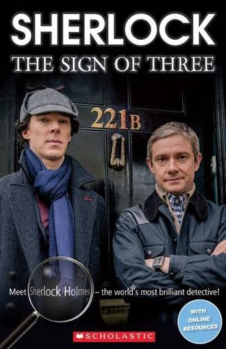 sherlock-the-sign-of-three-scholastic-readers