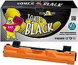 Yellow Yeti TN1050 (1000 Pages) Toner Compatible pour Brother HL-1110 HL-1112 DCP-1510 DCP-1512 DCP-1610W DCP-1612W HL-1210W HL-1212W MFC-1810 MFC-1910W [Garantie de 3 Ans]