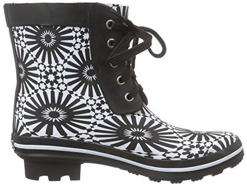 Desigual Shoes_valery, Bottes Classiques femme Noir - Black (2000)