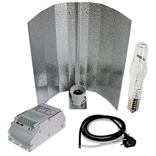 400W Natriumdampflampe Bausatz mit Greenbud MH-Leuchtmittel Grow Pflanzenlicht