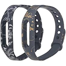VAN-LUCKY Replacement Wristband Strap for Xiaomi Smart Fitness Mi Band/Mi Band 1S Band Wearable Wristband(Not for xiaomi mi band 2)