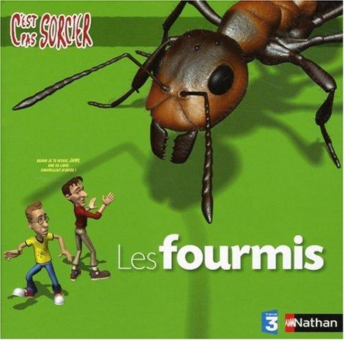 Les fourmis par Emmanuelle Ousset, Silicon Worlds, Olivier Nadel, Gilbert Houbre